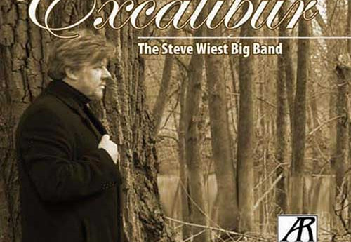 "Steve Wiest New CD ""Excalibur"""