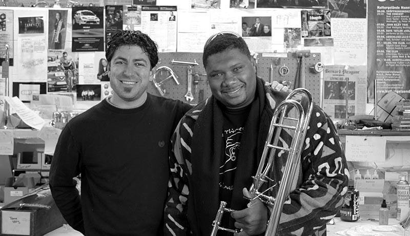 Wycliffe in Jazz Times