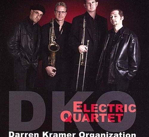 New Darren Kramer CD