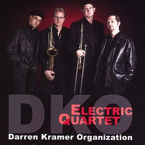 Electric Quartet - Darren Kramer