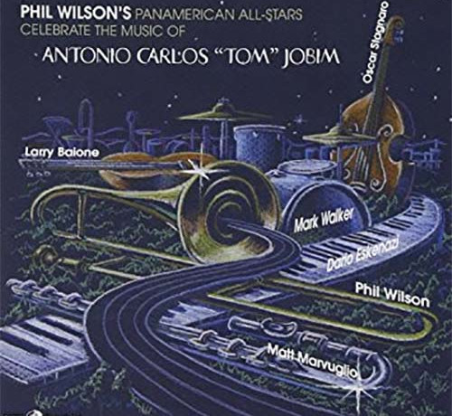 Phil Wilson CD Review