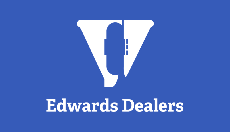 New US Edwards Dealers