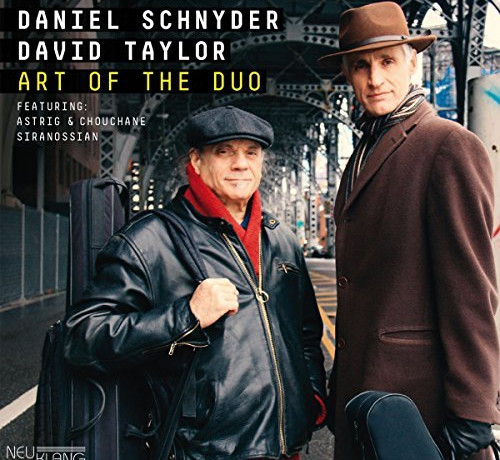 Taylor and Schnyder – Duo Concertante