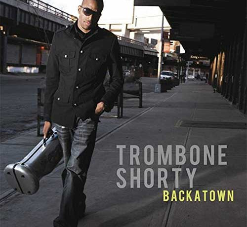 Trombone Shorty News