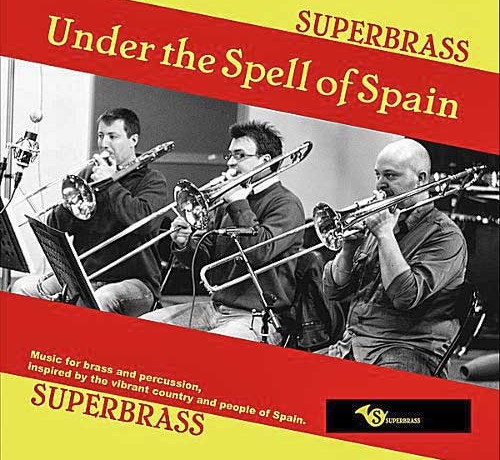 Superbrass CD Now Available