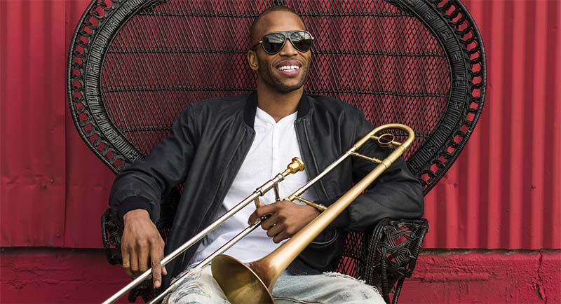 Trombone Shorty Featured in 60 Minutes Story on Dave Grohl
