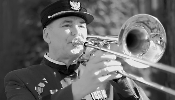 World's Oldest Trombonist
