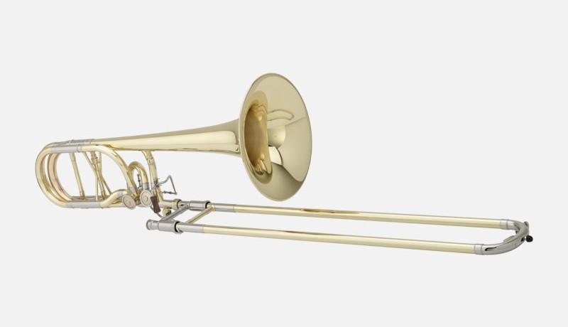 B454-CR-E Bass Trombone