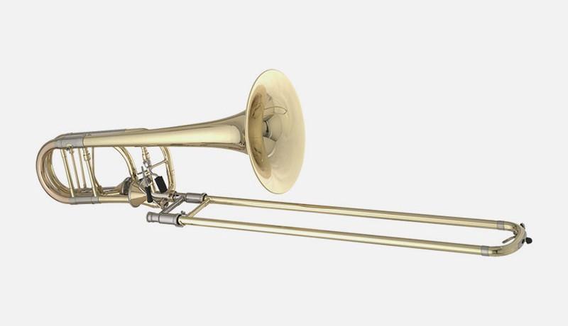 B454-DE Bass Trombone