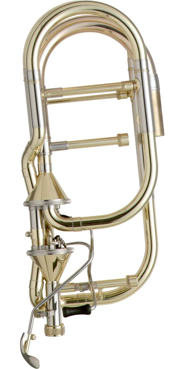 Bass Trombone Valves