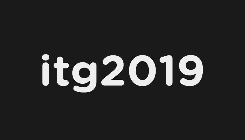 ITG 2019