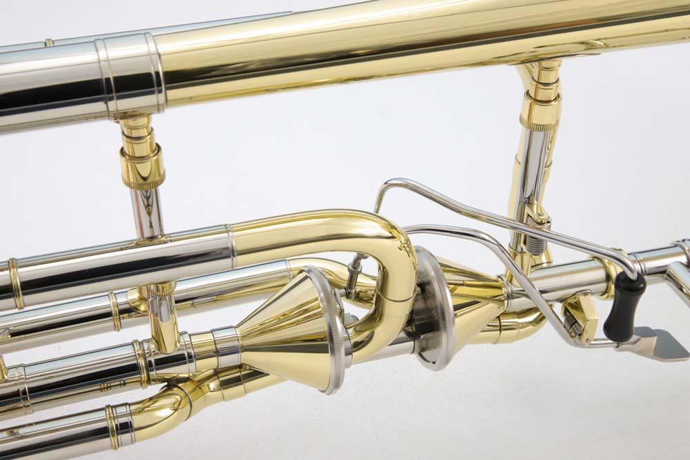 Edwards B454-HB Bass Trombone Axial Flow Valves