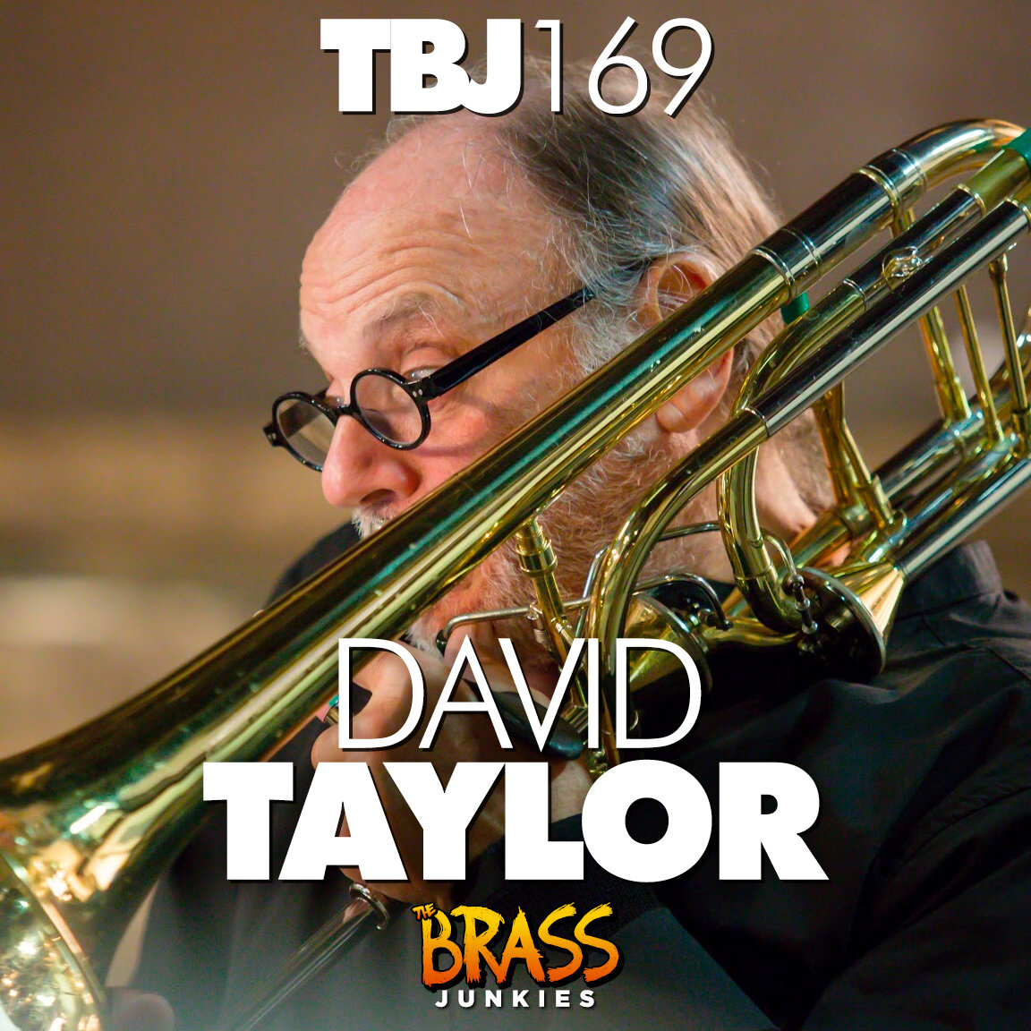 David Taylor on the Brass Junkies