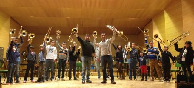 Trombone Masterclass